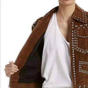 ALC suede jacket